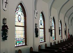 Sanctuary inside