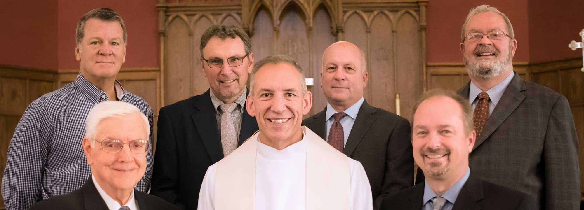 Redeemer Reformed Church Elders